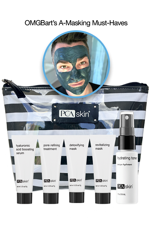 OMGBart's A-Masking Must-Haves Starter Kit