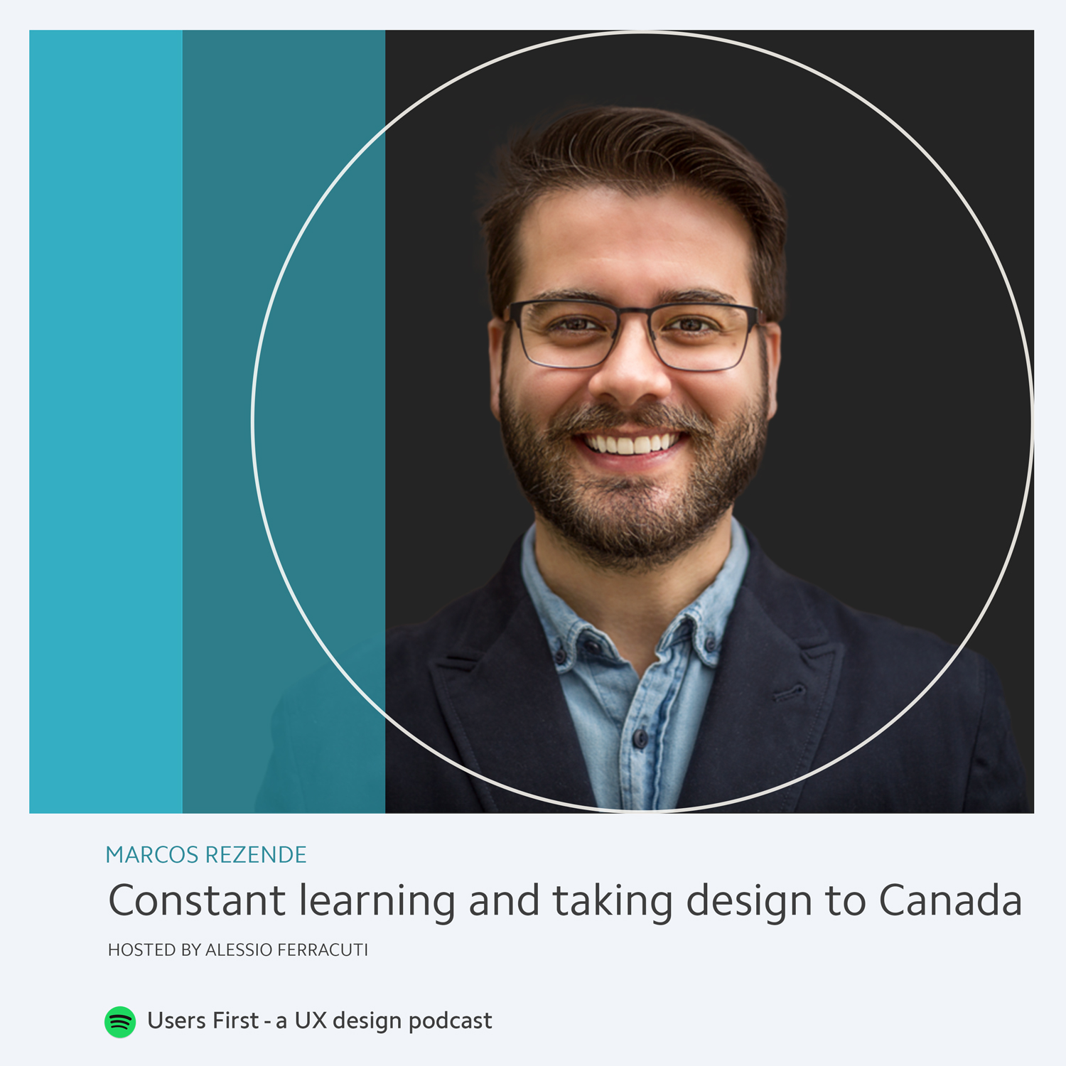 The importance of learning - Taking user experience design from Brazil to Canada