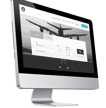 UX Design Institute exam n.2: Design of a flight booking website