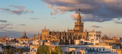 Seville - Giralda & Cathedral