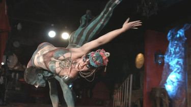 The Red Room: A Cabaret of Art, Body and Love