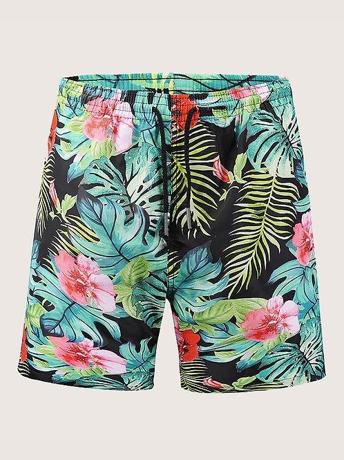 Summer Vibes Swim Trunk