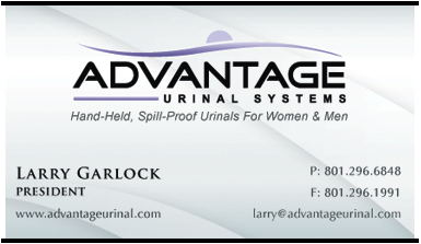 Advantage Urinal Systems