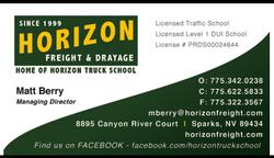 Horizon Trucking
