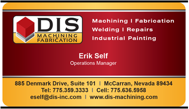 DIS Machining & Fabrication