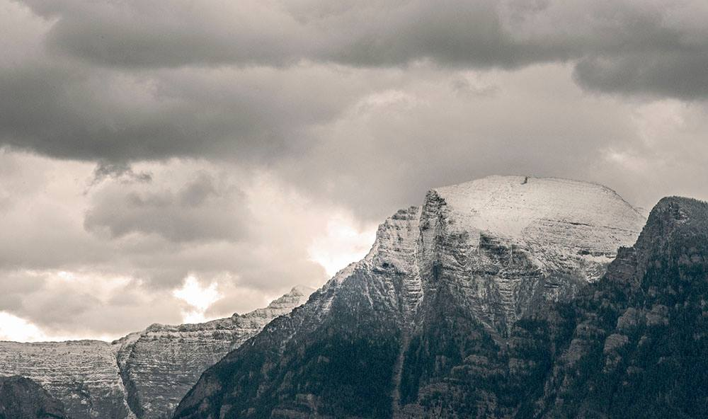 Mission Mountains - Montana