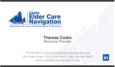 Cooke Elder Care Navigation