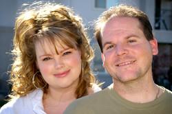 Stephanie and Brian