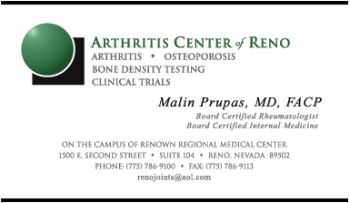 Arthritis Center of Reno