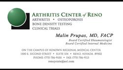 Arthritis Center of Reno