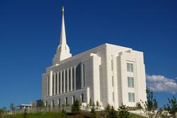 LDS Rexburg Temple - Idaho