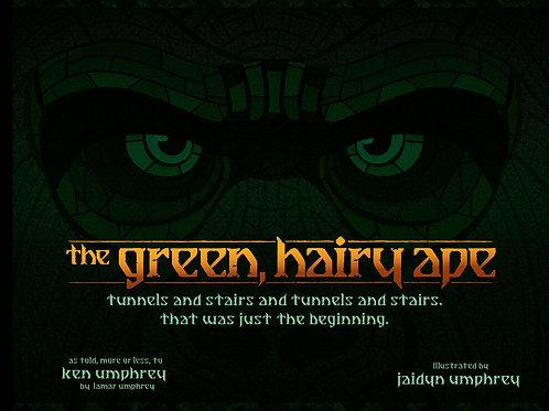 Green, Hairy Ape