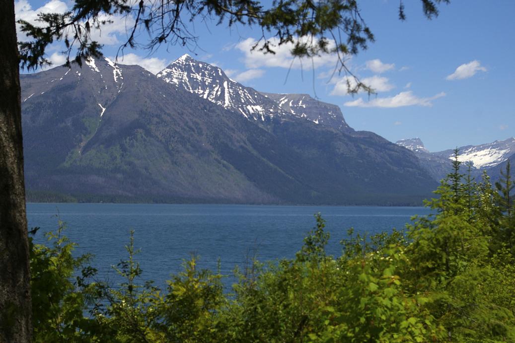 McDonald Lake - Glacier Park