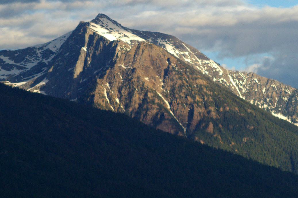 McDonald Peak - Montana