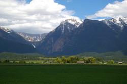 Mission Range - Montana