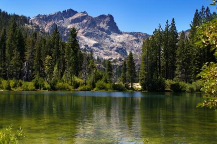 Sand Pond - California