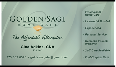 Golden Sage Home Care