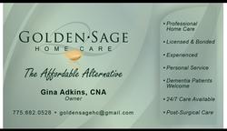 Golden Sage Home Care