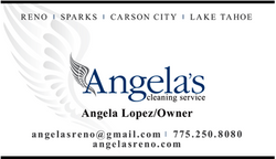 Angelas Cleaning & Tractor Services
