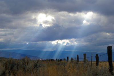 Storm - Loyalton - California