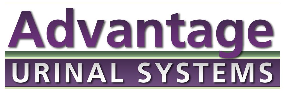 Advantage Urinal Systems
