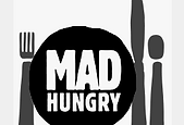 Mad Hungry with Lucinda Scala Quinn logo