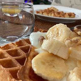 Waffle Sundays!  Wishing you all a happy