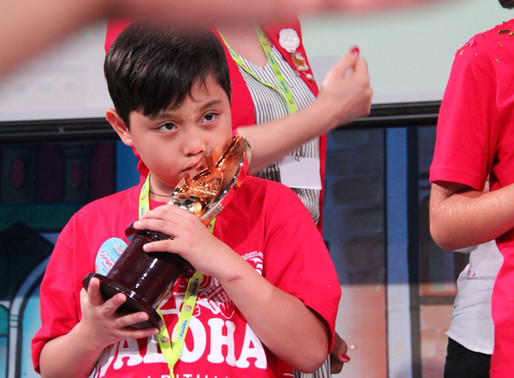 8-YEAR-OLD PINOY WINS AT MOSCOW ARITHMETIC TILT