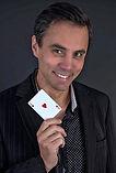 Fabrice Hàn artiste magicien professionnel