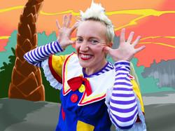 pee-wee children's entertainer