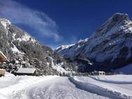 Pralognan la Vanoise fin janvier 021