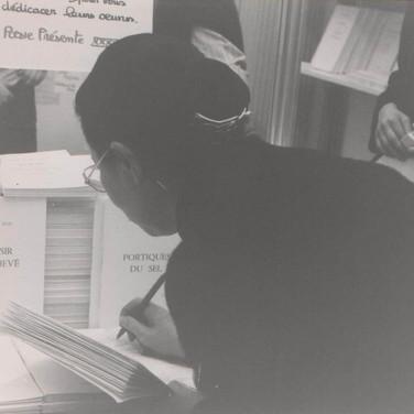 Salon du livre 1982