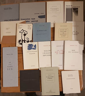 Françoise Hàn© livres