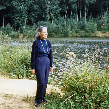 Forêt de la Neuville en Hez, étang du fond de la Gardes  (Oise)