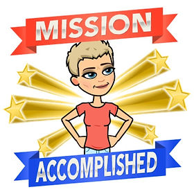 Pee-wee Mission Accomplished bitmoji