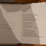 Françoise Hàn© poème