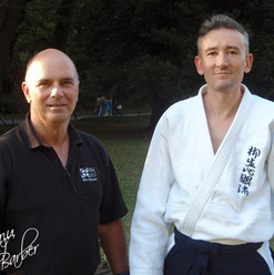 Phil Hinshelwood - Yagyu Shingan Ryu