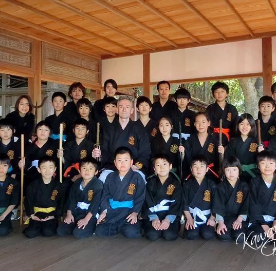練武舘・鎌倉市の神社