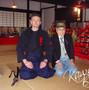 Saito Satoshi and David Kawazu-Barber