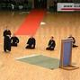 NHK 手裏剣術の演武