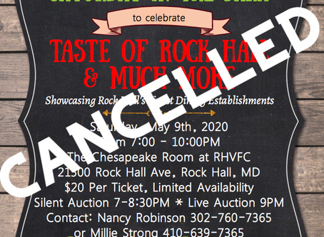 Taste of Rock Hall & Much More **CANCELLED**