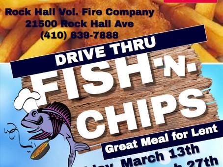 Drive Thru Fish-N-Chips
