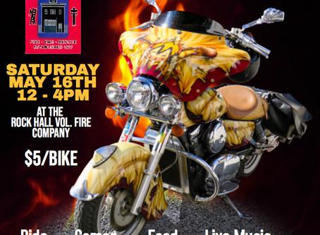 RHVFC Spring 2020 Bike Fest