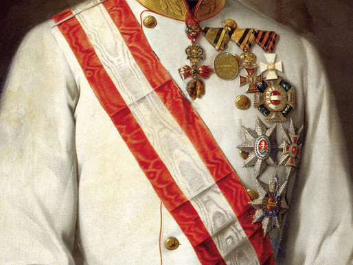 Glanz vergangener Zeit. Die Orden der Habsburgermonarchie.
