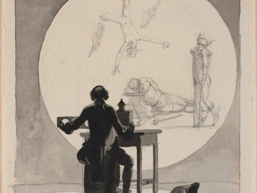 Die Magie der Ferne. Paul Hoffmann und die Laterna magica.