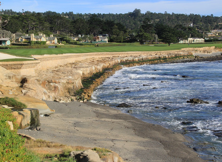 First Tee at Pebble Beach