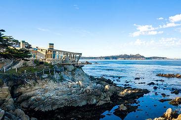 Oceanfront Landmark
