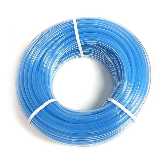 "Tubing 3/16"" Semi-Rigid Blue"