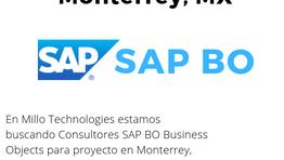 Vacante: SAP BO Monterrey