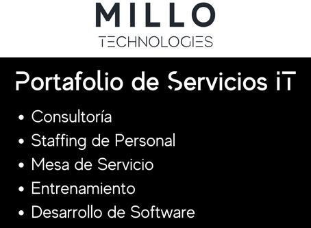 Portafolio de Servicios IT